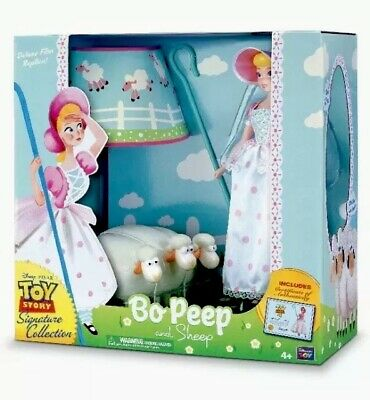 Disney Pixar Toy Story 4 Signature Collection Bo Peep and Sheep Exclusive Billy