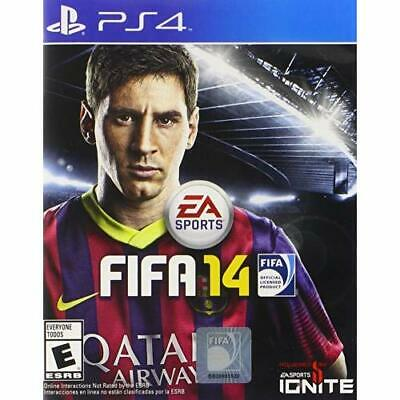 FIFA 14 For PlayStation 4 PS4 Soccer Very Good 1E