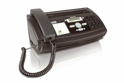 Philips Fax Machine Ttr Magic 5 Ppf631