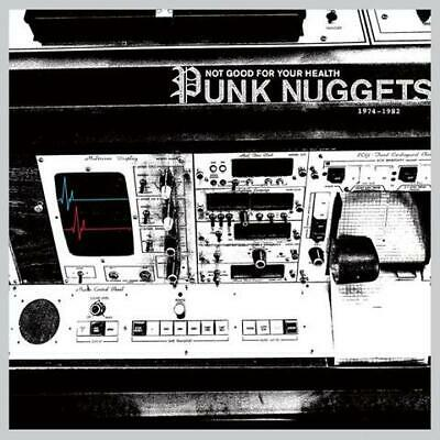  095735  Various Artists - Not Good For Your Health: Punk Nuggets 1972-1984 [LP