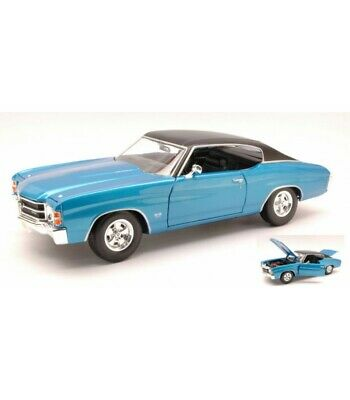 Chevrolet Chevelle Ss 454 Coupe 1971 1:18