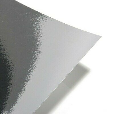 A4, Silver Mirror & Holographic Card - luxury mirror products DEAL OFFER SALE