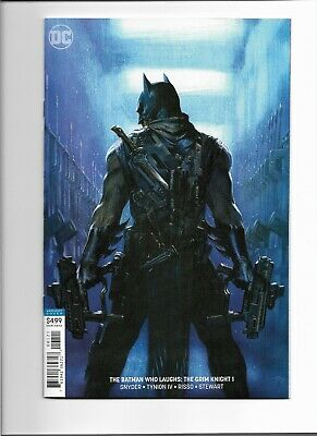 DC Comics The Batman Who Laughs: The Grim Knight #1 (2019) NM; Dell'Otto Variant