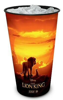 Disney: Lion King 2019 Movie Theater Exclusive 44 oz Plastic Cup
