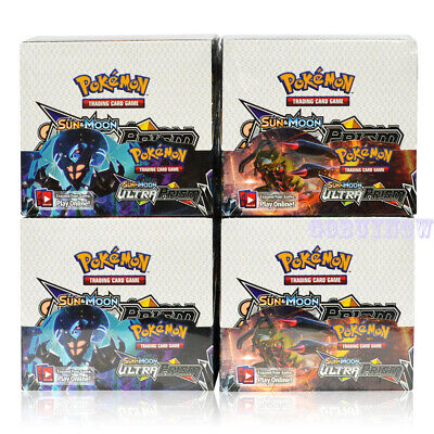 "Random 324pcs (Pokemon Cards Sun & Moon ""ULTRA PRISM"" Booster Box NEW ARRIVAL"