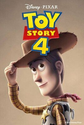 Toy Story 4 [Includes Digital Copy] [Blu-ray/DVD] [2018] Pre-Order