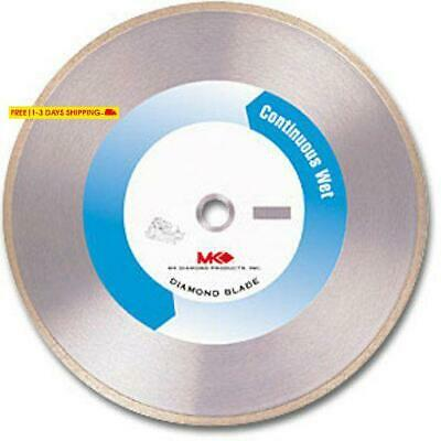 Mk Diamond 155950 Mk-215Gl 10-Inch Wet Cutting Continuous Rim Supreme Metal Bond