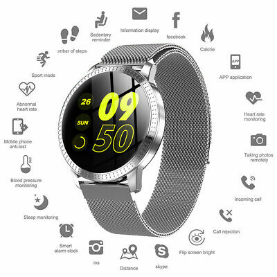 🔥 Smart Band Watch Bracelet Wristband Fitness Tracker Blood Pressure Heart Rate