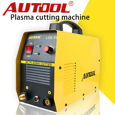 AUTOOL DC Inverter Plasma Cutter Cutting Machine Digital Inverter 110V CUT-66