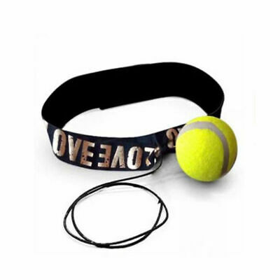 Fight Boxing Ball Equipment With Headband For Reflex Speed Training Boxing  X9O6