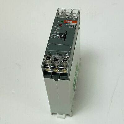 ABB Time Relay CT-SDE
