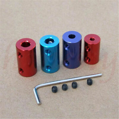 Aluminum DIY Modle Shaft Coupling Rigid Coupler Flexible Motor Connector