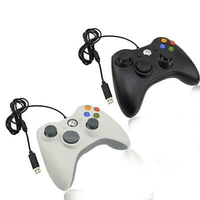 Data Frog USB Wired PC Gamepad Game Handle Controller Joystick for Windows  #gib