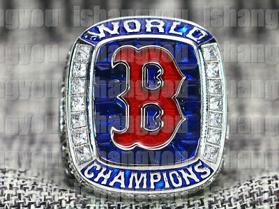 Copper High Quality 2018 Boston Red Sox  Championship Ring
