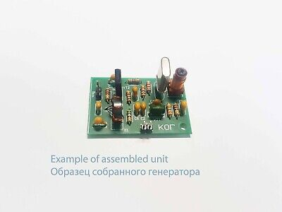 SI5351 A CLOCK GENERATOR for ARDUINO or other MCU with 3 3