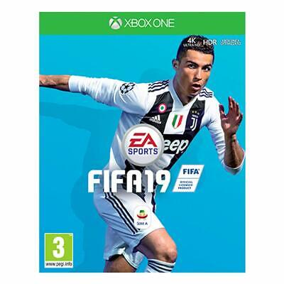 FIFA 19 Xbox One Brand New And Sealed PEGI Fast Despatch