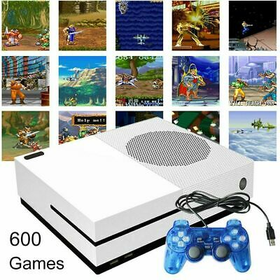 2019 Retro Home TV Video Game Console RS-89t 32 bit Built-in 600 Classic Games