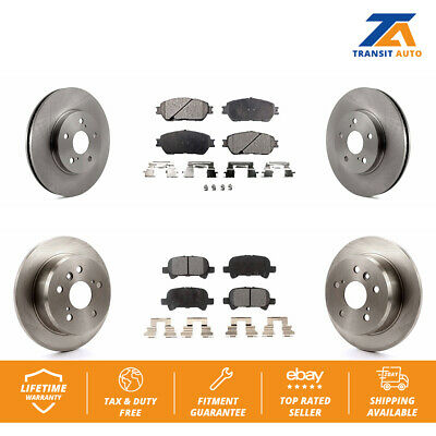 with Rear Disc Brakes SS Goodridge 14123 Silver Line 08-13 Chevy Rolet ADO
