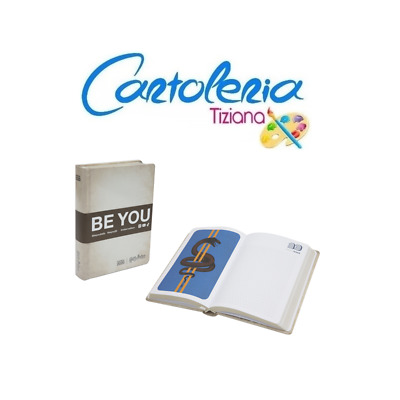 Diario Agenda Scuola Be You Harry Potter 12 Mesi datato 2019/20 Limited Edition