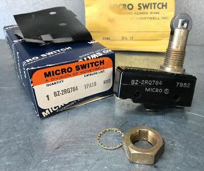 Honeywell Micro Switch BZ-2RQ784 Roller Limit Switch