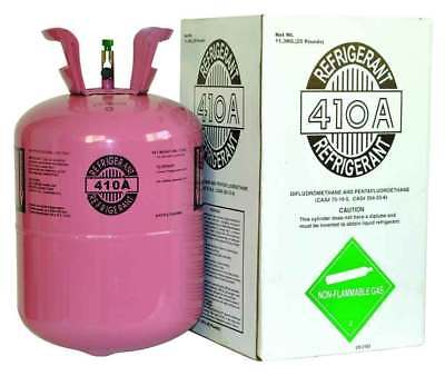 R410a refrigerant 25LB  ***LOWEST PRICE ON EBAY ***NEW FACTORY SEALED!!