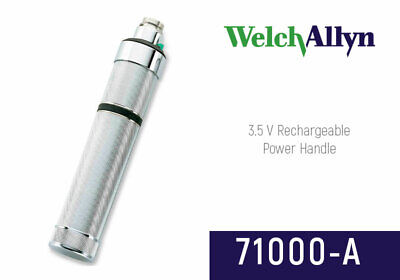 Welch Allyn 71000-A Direct Plug-in Rechargeable Handle, 3.5V NEW