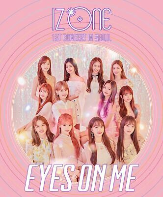 Iz*One Izone 1St Concert Eyes On Me Official Goods Event Photocard Ver.a New