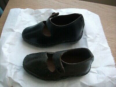 antique tiny childrens shoes