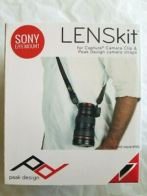 Peak Design Lens Kit LK-S-1 For Sony E / FE-Mount Camera   - Free Shipping -