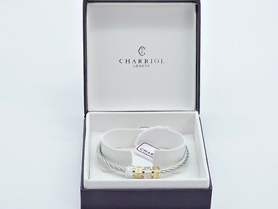 Charriol Armband 925 Sterling Silver Element  NP.200€ 04231084-0//N180