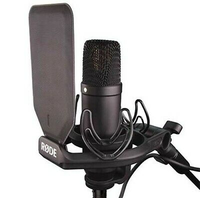 RODE NT1 Cardioid Condenser Microphone Kit (Used)