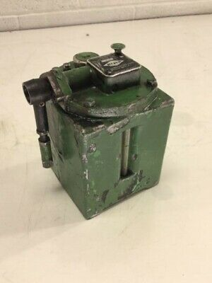 Bijur Crank / Ratchet Lubricator Unit, Type# RJA, GREAT FOR PRESS, Used