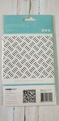 Embossing Folder -- Checkerplate