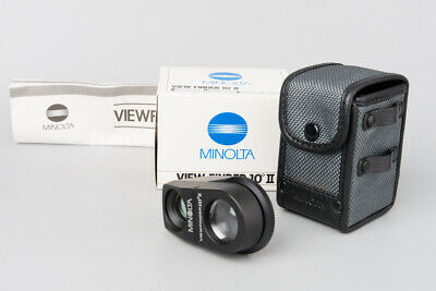Minolta 10° Degrees II Spot Attachment Viewfinder for Light Meter