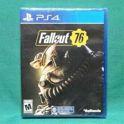 Fallout 76 (Sony PlayStation 4, PS4) *Factory Sealed*