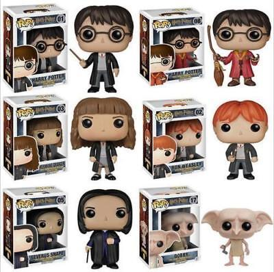 Funko Pop Harry Potter Hermione Granger Vinyl Action Figure Toy Xmas Gift In Box