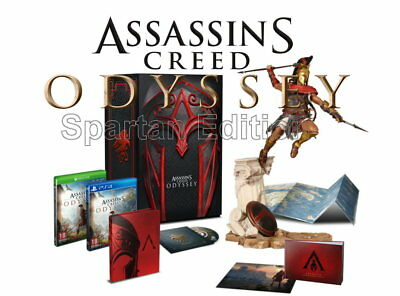 Assassins Creed Odyssey – Spartan Edition PS4 Neu/OVP