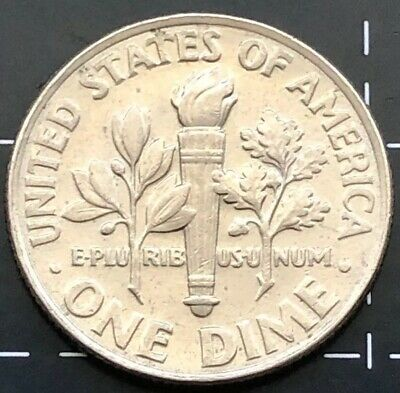 2000 United States Of America U.s.a - Us One Dime Coin - Liberty - D