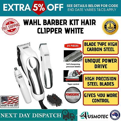 WAHL PROFESSIONAL 5 Star Finale Shaver Trimmer Clipper