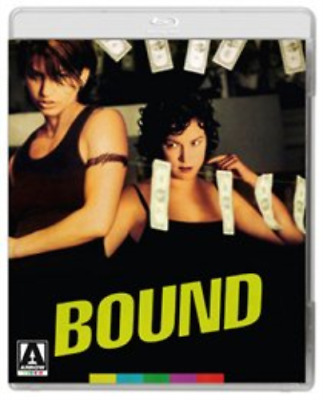 Jennifer Tilly, Gina Gershon-Bound Blu-ray NEUF