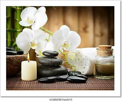 Spa Concept Art Print Home Decor Wall Art Poster