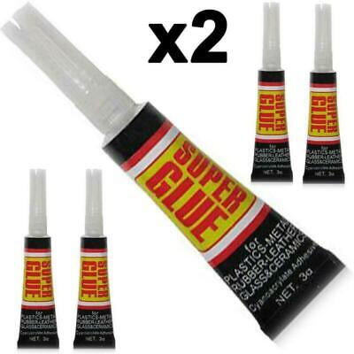 2~30X Useful Super Glue Surface Insensitive Extra Strong Adhesive Fast Instant