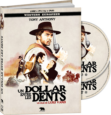 Un dollar entre les dents [ Édition Collector Blu-ray + DVD + Livret ]