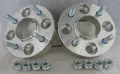 Ford Fiesta Mk7 2008 on 4x108 30mm ALLOY Hubcentric Wheel Spacers 1 Pair