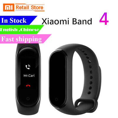 Original Xiaomi Mi Band 4 Version Internationale navires même jour-Expédié de FR
