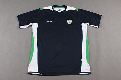 Ireland Eire Umbro Training Football Soccer Shirt (Xl) Jersey Top Trikot