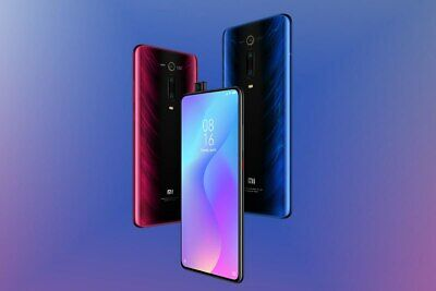 Xiaomi Mi 9T 6,39 Zoll Smartphone Red Black Blue 6/64GB Global Version