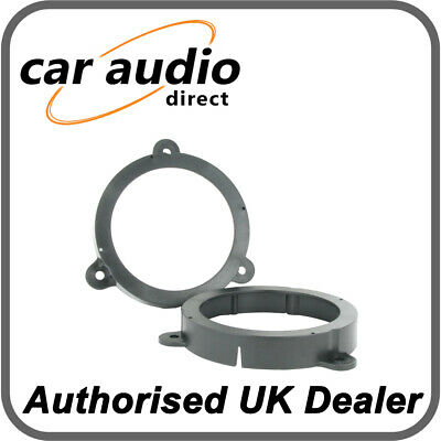 Connects2 CT25RT02 Renault Megane 2008> 2012 Front & Rear Door 13cm Adapters