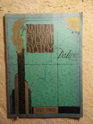 Natural Eyesight System (includes steps 2, 3 only) - excellent condition