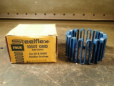 Falk Steelflex Cover-Grid Assembly for 50 & 1050T Shaft Couplings: 762813, NOS